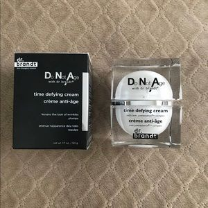 New Dr Brandt DNA Time Defying Cream